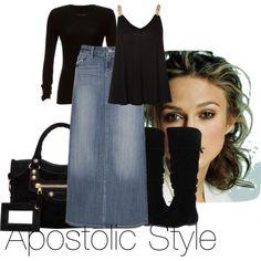 Apostolic style                                                                                                                                                                                 More