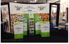 San Francisco Winter Fancy Food Show, January 2016 booth #1387