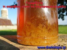 Ζαχαρωμένο μέλι