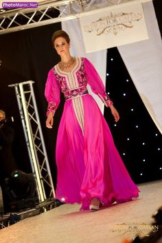 pink Moroccan