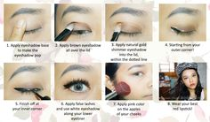 Taylor Swift 'Shake It Off' Inspired Make Up Tutorial
