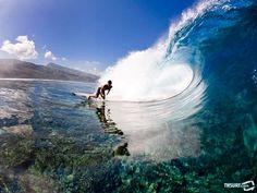 Surf Tahiti Is A Very Romantic France « Next Trip Tourism Surfing Wallpaper, Beach Wallpaper, Waves Wallpaper, Hd Wallpaper, Computer Wallpaper, Transworld Surf, Big Wave Surfing, Surfing Girls, Surfing Pictures