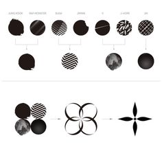 """'WINGS' Album branding design"""