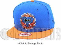 Oakland Athletics Coast Blue Orangeade Infrared White China Lebron 9 New Era Snapback