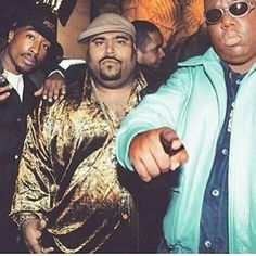 2pac and biggie  Big Pun