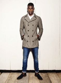 want to get Brian a coat like this.