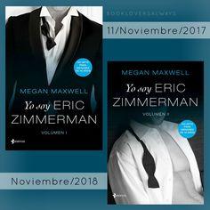 Yo soy Eric Zimmerman, vol. II | libros in 2019 | Megan