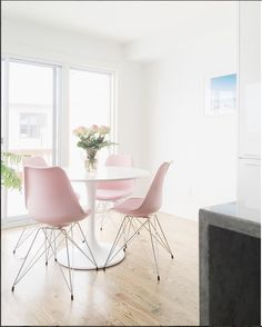 Photo from @natspencer on Instagram Sylvester Chairs