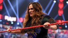 The must-see images of Raw, April 12, 2021: photos Shayna Baszler, Nia Jax, Braun Strowman, Drew Mcintyre, Wwe Champions, Female Wrestlers, Referee, The Championship, See Images