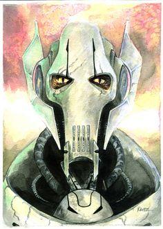 General Grievous #grievous #star #wars