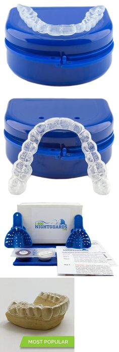 Mouthpieces: Impact Nightguards Dental Grade Custom Anti Grinding Hybrid Night Guard Bruxism -> BUY IT NOW ONLY: $79 on eBay!