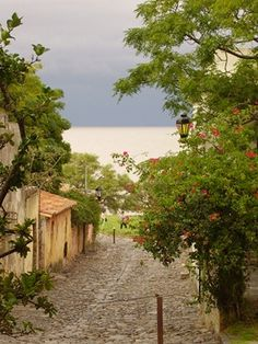 A belíssima Colonia del Sacramento, no Uruguai