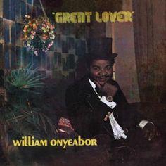 William Onyeabor - Great Lover LP