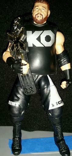 WWE Mattel Elite 43 Kevin Owens Wrestling Action Figure NXT Championship Toy - http://bestsellerlist.co.uk/wwe-mattel-elite-43-kevin-owens-wrestling-action-figure-nxt-championship-toy/