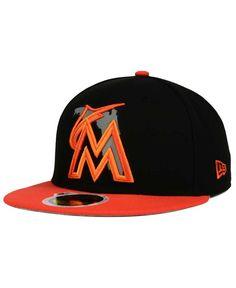 New Era Miami Marlins State Reflective Redux 59FIFTY Cap