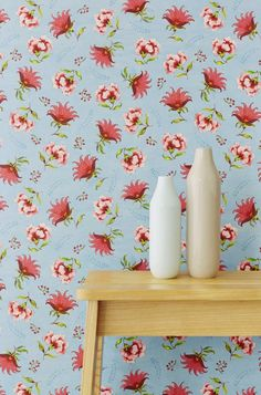 Beautiful wallpapers from Eijffinger's Muse