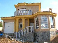 #Casas #Clasico #Exterior #Escalera #Antes y despues #Puertas #Fachada #Barandillas #Ventanas