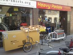 Heavy Pedals Vienna Cargo Bike, Vienna, Freedom, Bicycle, Frame, Liberty, Bicycle Kick, Political Freedom, Bike