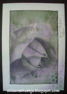 Paper - Stamps - Color: pan pastels