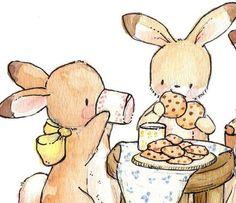 Imagen de draw, bunnies, and bunny