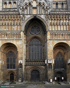 Lincoln Cathedral, Minister Yard, Lincoln | Flickr - Photo Sharing!