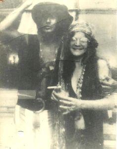 Serguei & Janis Joplin freaking out
