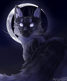 Moonwatcher by Aria-Hope