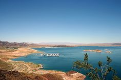 Lake Mead near Henderson, Nevada Copyright iStockPhoto.com/perkygoth #Henderson #Nevada #Greatplaces