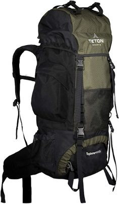 High-Performance Backpack for Backpacking, Hiking, Camping Best Tents For Camping, Tent Camping, Camping Gear, Camping Gadgets, Camping Stuff, Internal Frame Backpack, Punitive Damages, Hiking Tent, Advertising And Promotion