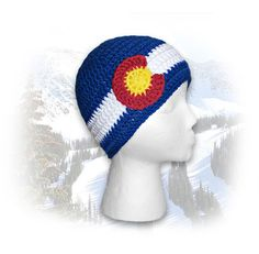 Colorado Crocheted | Colorado Beanie | Colorado Crochet – Fearless State
