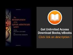 Download PDF The Resurgence of the Latin American Left  Link: http://bit.ly/1LVdgAy Please login or signup to download PDF and ebooks file.