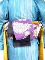 半幅帯の結び方!着物に合う、お太鼓より簡単な「角だし」 [着物・着付け] All About Origami Heart, Kimono, Dressing, Bags, Fashion, Handbags, Moda, Heart Origami, La Mode