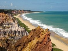 Praia de Jacarecica do Sul - Alagoas - Brasil