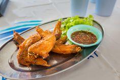 Buffalo Chicken Twist: Thai-Inspired Dipping Sauce