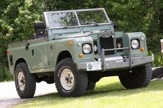 Nick A uploaded this image to 'Land Rover'. See the album on Photobucket. Land Rover Off Road, Adventure Car, Fishing Adventure, Land Rover Series 3, T2 T3, Best 4x4, Offroader, Vintage Trucks, Land Rover Defender