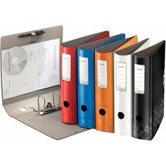 Leitz 10470001 Qualitäts-Ordner Active Bebob 180° Qualitäts-Ordner Active Bebop 180°, PP, A4, breit, weiß: Amazon.de: Bürobedarf & Schreibwaren