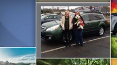 Dear Joan Heinig   A heartfelt thank you for the purchase of your new Subaru from all of us at Premier Subaru.   We're proud to have you as part of the Subaru Family.