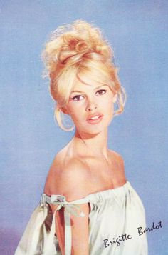 Brigitte Bardot by Sam Levin, 1959