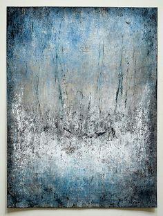 Bild_1946_aqua_40_30_cm_mixed_media_on_paper_2016 | por ART_HETART