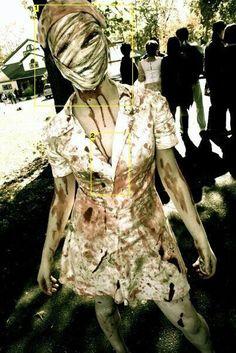 Tutorial for Silent Hill Nurses Costume