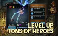 Play Dragon Soul Free on your Android or iPhone. Link in Bio at >> @Gamersofinsta << download and play now!! Offer limited to certain countries What is Dragon Soul? Why should I play it? ________________________ (1) Recruit an Army Battle mighty dragons as you free captured heroes and recruit them to your side. ________________________ (2) Conquer Evil Defeat an army of dragons and monsters as you lead an expedition to defeat the evil dragon Umlaut ________________________ (3) Prove Your…