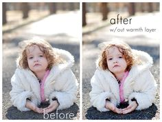 free photoshop action - goldygates photography - color boost and warmth