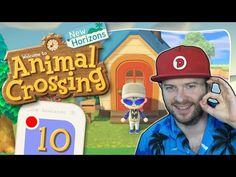 Animal Crossing: New Horizons - YouTube Nintendo Ds, Nintendo Switch, Animal Crossing, Baseball Cards, Cool Stuff, Youtube, Animals, Life, Animales