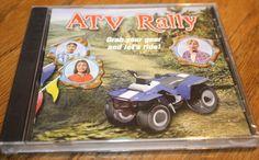 Computer Game ATV Rally