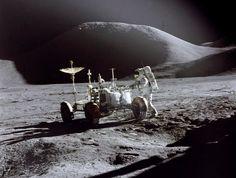 Fotogalerie: Viděl Aldrin při své cestě na Měsíc opravdu UFO? Detektor lži jeho tvrzení z mise Apollo 11 nyní potvrdil