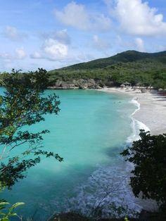 Curacao's beach