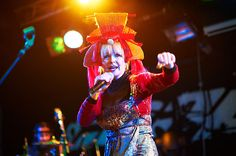 Week in music: Toyah Wilcox Performs In Sheffield