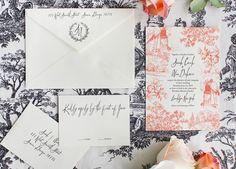 Gorgeous Wedding Stationery Ideas for the Creative Couple - MODwedding