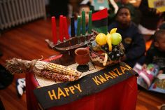 Native Foods Blog: Kwanzaa Kickoff with West African Ground Nut Stew Theses seven values are called