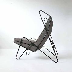 Roan Barrion : Series Z Lounge Chair